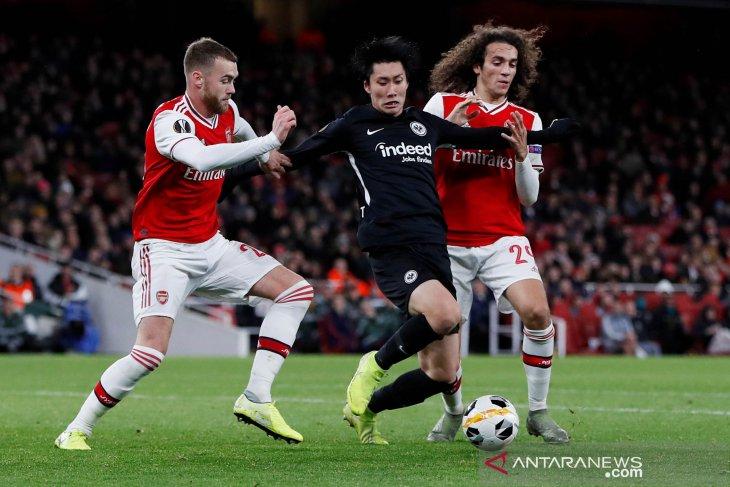 Liga Jerman: Frankfurt perpanjang kontrak bintang Jepang Daichi Kamada