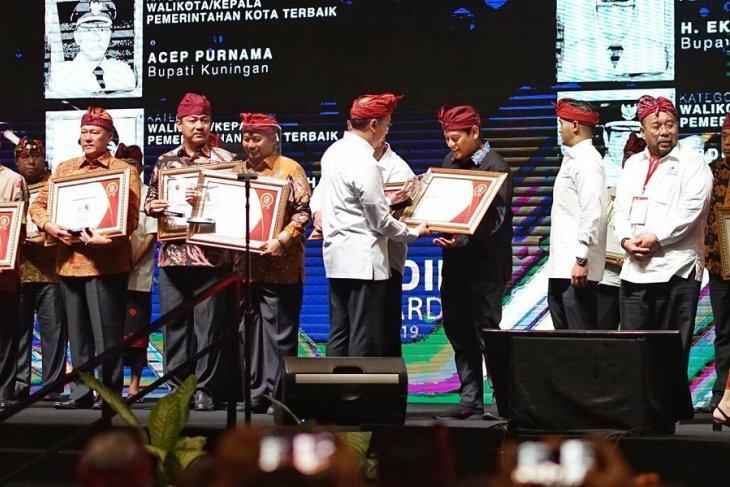 Kota Kediri raih Kadin Award 2019