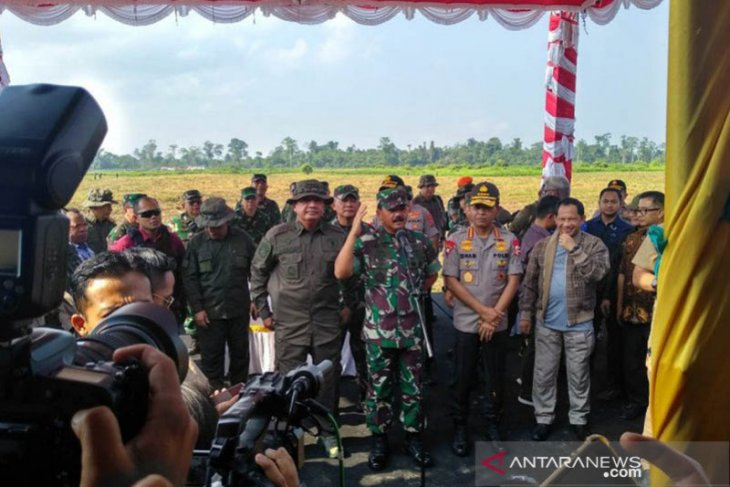 Panglima TNI: Latihan penerjunan tak terkait momentum 1 Desember