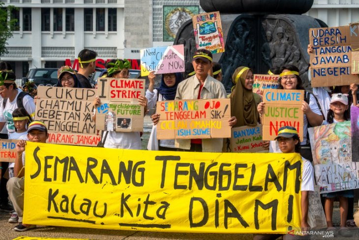 Kekhawatiran generasi muda dan komitmen Indonesia terkait krisis iklim