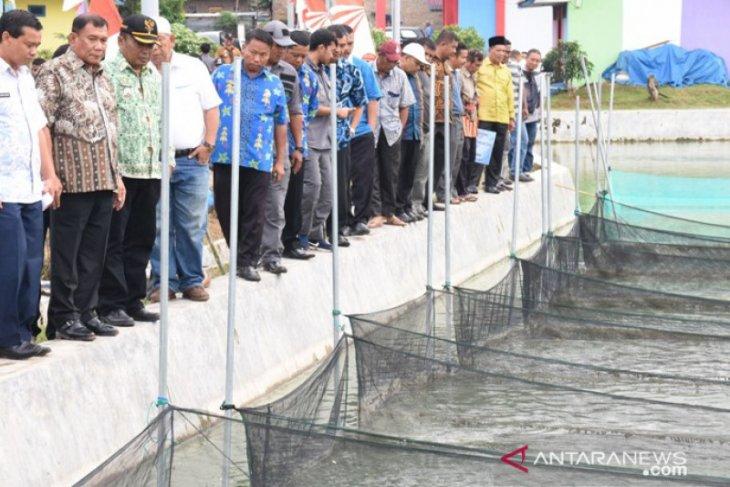 Balai benih ikan air tawar di Deliserdang resmi  beroperasi