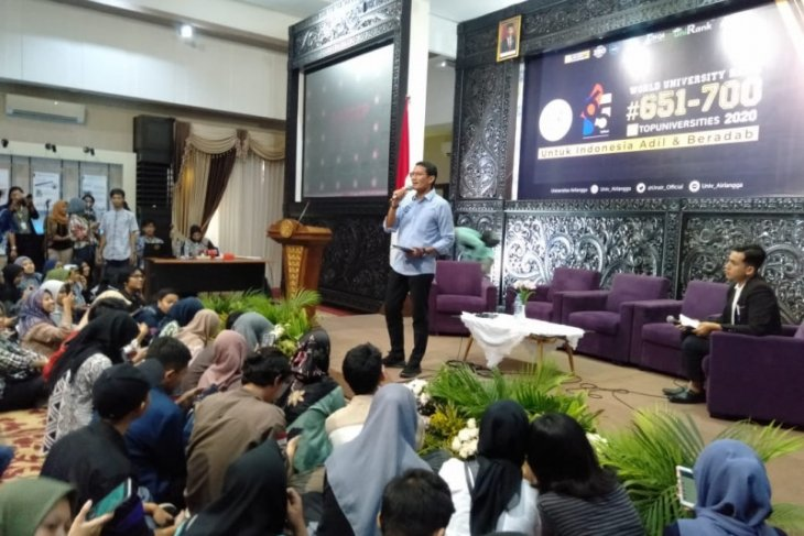Sandiaga Uno: Indonesia harus bisa melihat peluang perang dagang Amerika-China