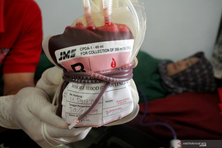 ANTARA gelar Donor Darah sambut HUT ke 82