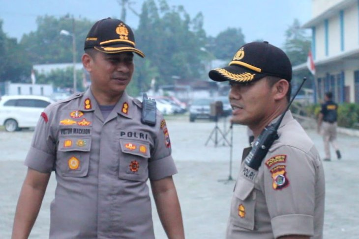 700 security personnel secure Jayapura's Sentani area: police