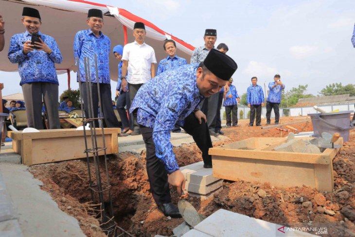 Perumahan korpri Tangerang diutamakan pegawai golongan I-III yang belum miliki rumah