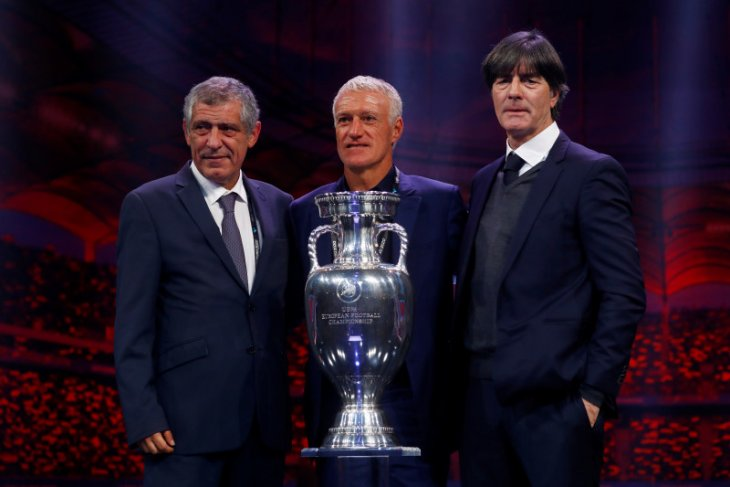 Euro 2020 ditunda karena virus corona