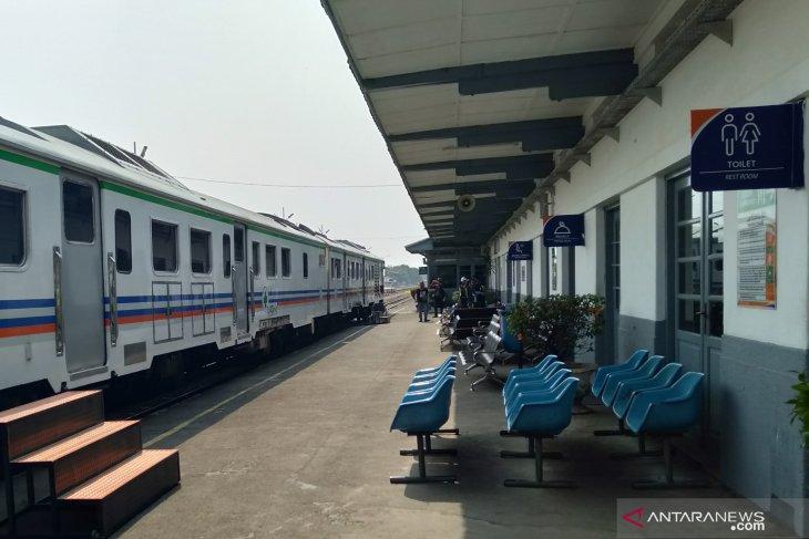Gapeka 2019, perjalanan kereta api wilayah Daop 1 meningkat 111,8 persen