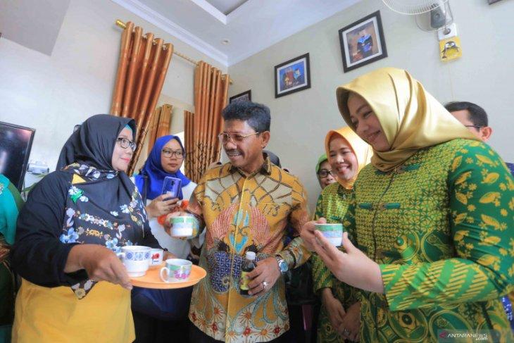 400 UKM terbentuk di Kota Tangerang dari munculnya Kampung Tematik