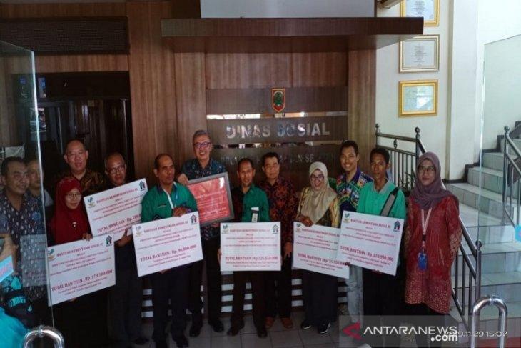 Sahabat Balangan Centre receives Social Ministry's aid