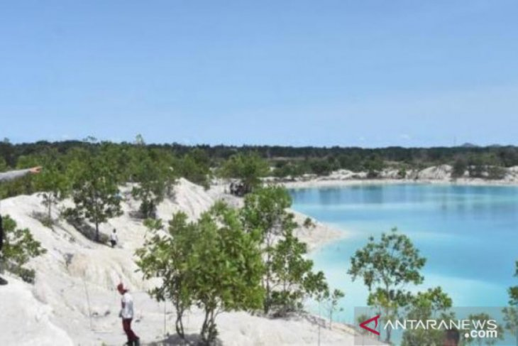 Gubernur Babel resmikan Taman Wisata Aek Biru Citra Panca