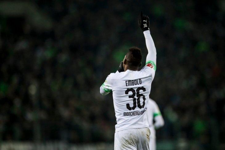Liga Jerman: Gladbach kembali ke pucuk