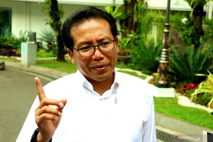 Jubir Presiden: Tidak ada reshuffle, Kabinet Indonesia Maju fokus kerja