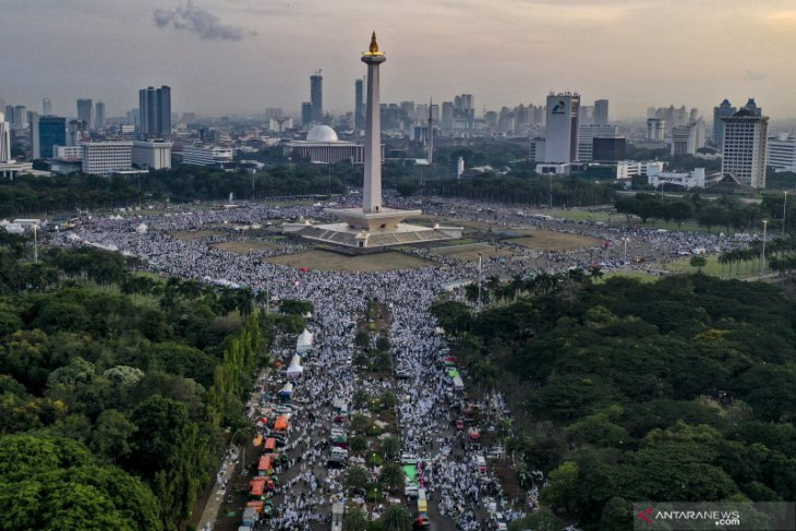 212 reunion rally cancelled for this year: Jakarta military commander