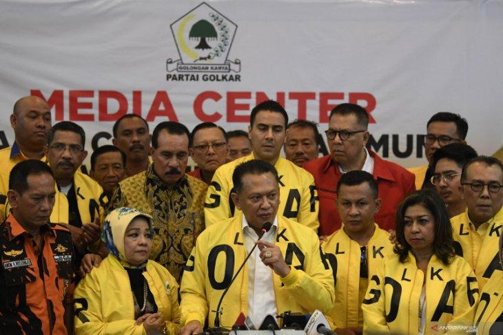 Bambang Soesatyo: partai politik bukan perusahaan