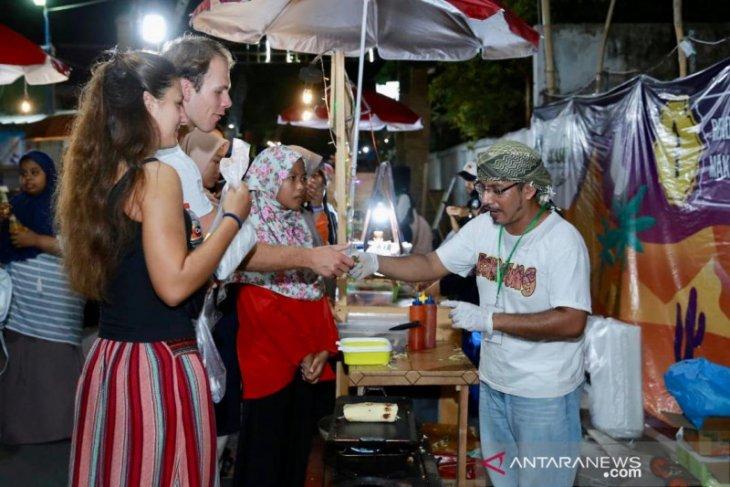Pusat kuliner khas Timur Tengah di Banyuwangi makin diburu