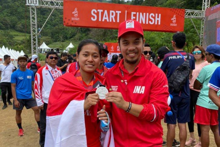 SEA Games 2019, patah jari kelingking tak surutkan semangat Tiara rebut medali