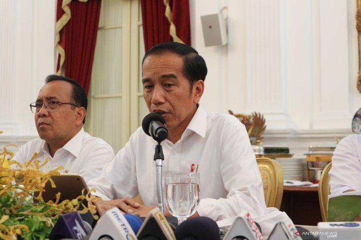 Jokowi: Saya tegaskan lagi, Kartu Pra Kerja bukan untuk gaji pengangguran