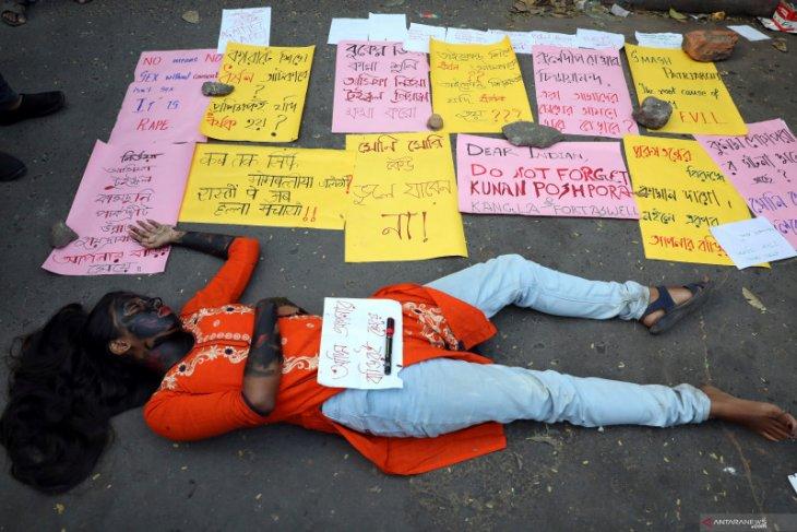 India eksekusi mati empat pria pelaku pemerkosaan dan pembunuhan