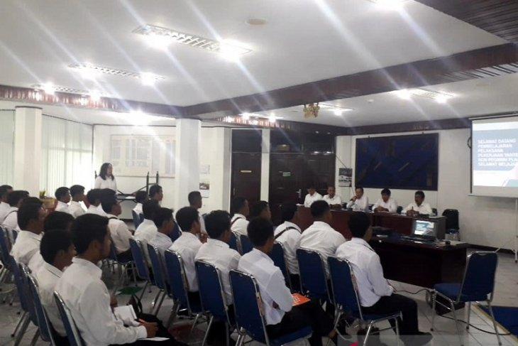 Manager UP3 PLN Sibolga buka pelatihan pelaksanaan untuk pegawai non PLN