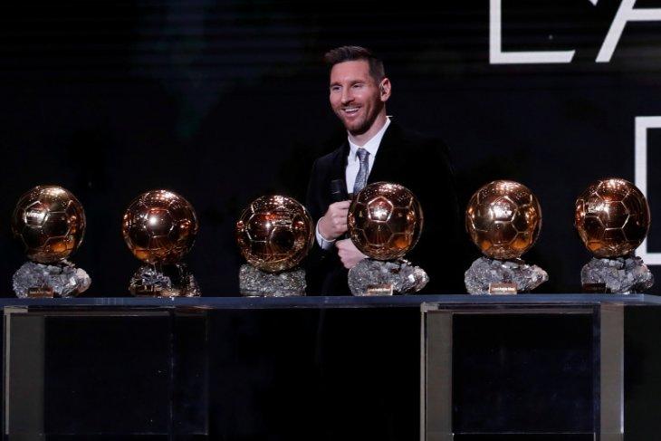 Daftar lengkap peraih Ballon D'Or tahun 2019