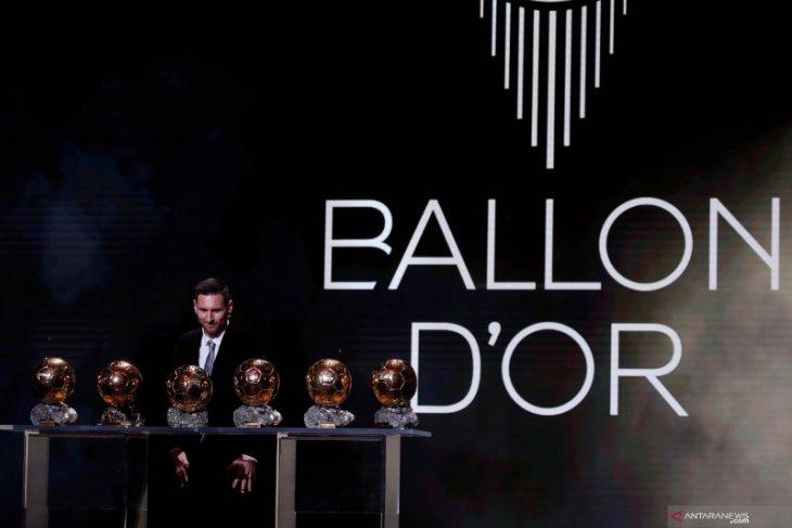 Penghargaan Ballon d'Or 2020 positif ditiadakan