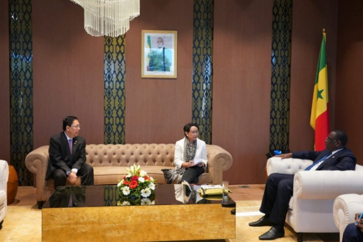 Senegal  lauds Indonesia's support in its  infrastructure development