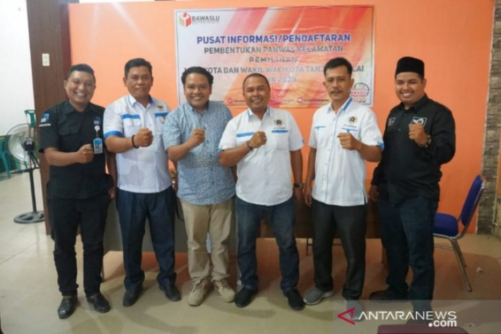 Bawaslu ajak PWI bersama awasi Pilkada Tanjungbalai 2020