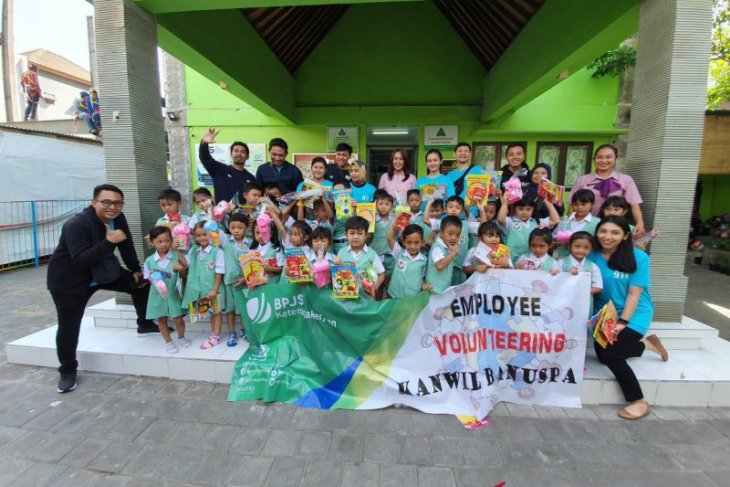 BP Jamsostek Kanwil Bali-Nusra-Papua adakan