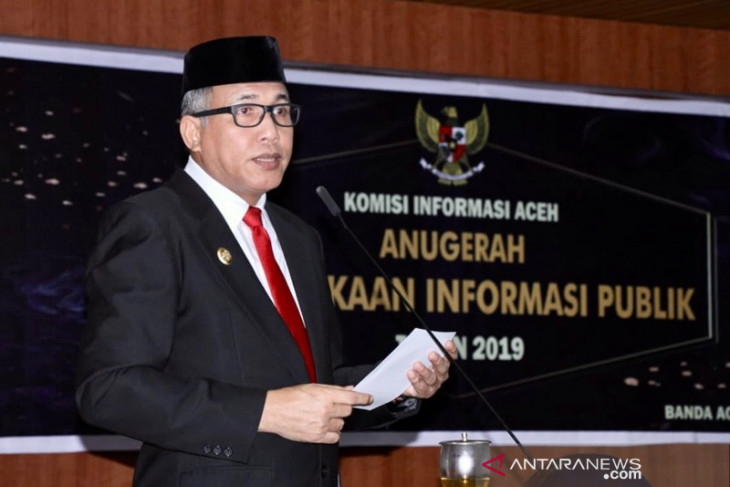 Gubernur Aceh minta SKPA tidak anti kritik