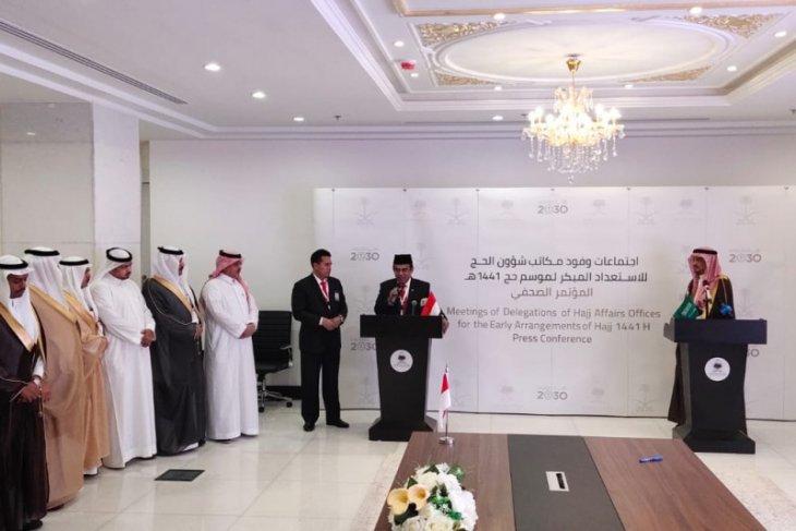 Menteri Agama lobi Arab Saudi kuota dasar haji jadi 231 ribu slot