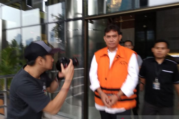 KPK rampungkan penyidikan dua  tersangka kasus suap PTPN III