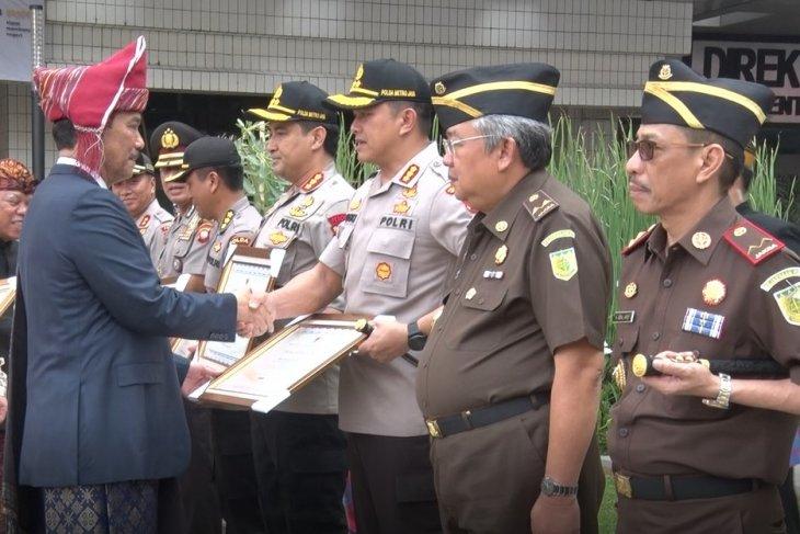 Ungkap curas, Kemen PUPR apresiasi Kapolres Jakbar