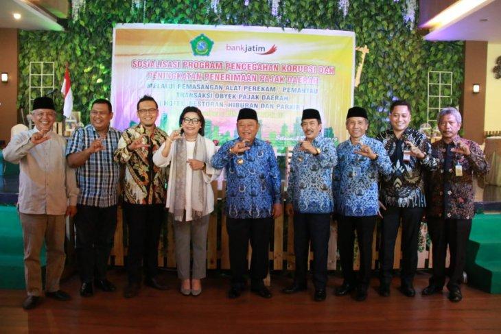 Optimalkan PAD, Pemkab Sidoarjo pasang alat perekam transaksi pajak