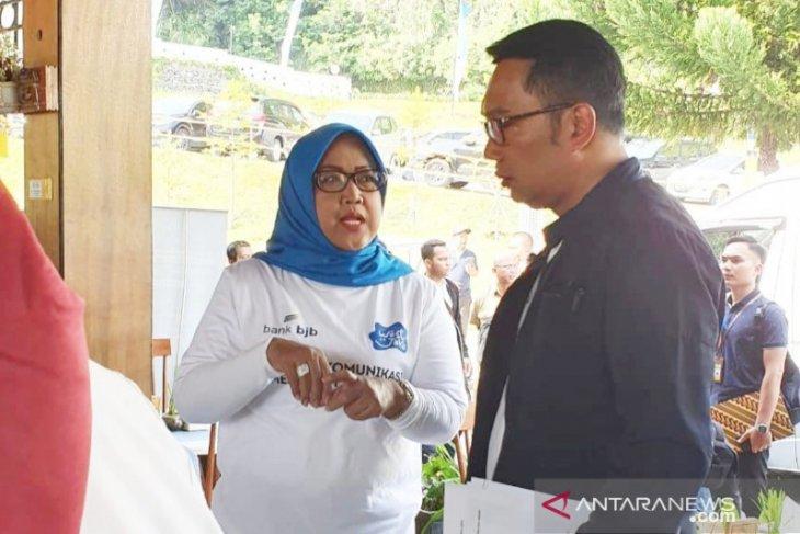 Bupati Bogor curhat masalah perbatasan wilayah ke Gubernur Jabar