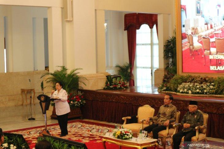 Megawati minta Presiden Jokowi isi kekosongan Dewan Pengarah BPIP