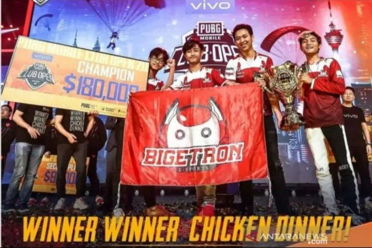 Bigetron Esport juara dunia PUBG Mobile 2019