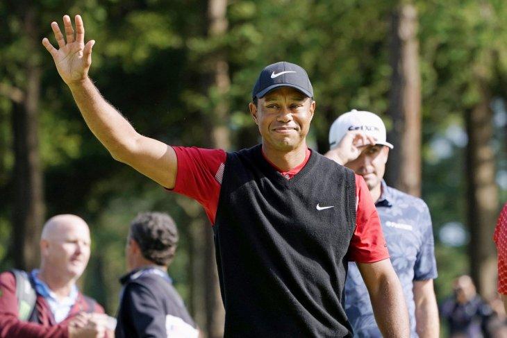 Alasan kejauhan, Tiger Woods kembali tolak ikut turnamen  golf di Arab Saudi