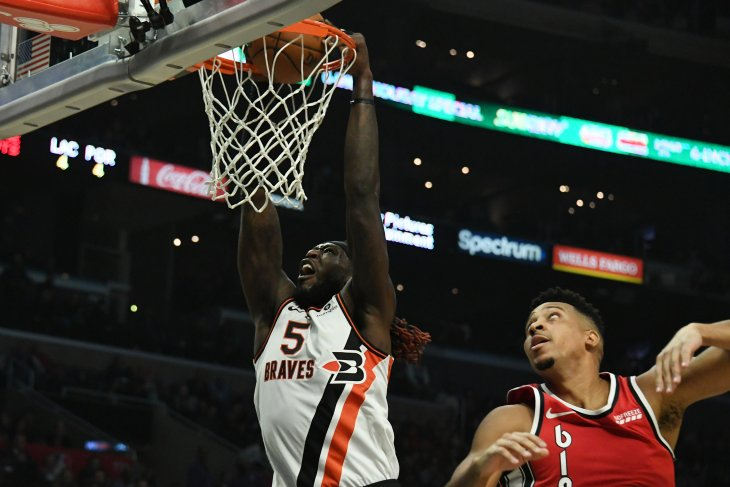 Clippers hentikan kemenangan beruntun Trail Blazers