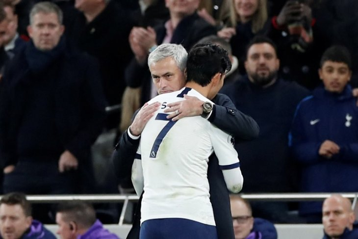 Jose Mourinho kesengsem dengan Son Heung-min