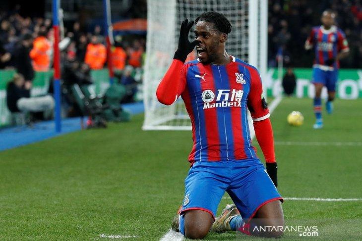 10 pemain Crystal Palace taklukkan Bournemouth 1-0 di Liga Inggris