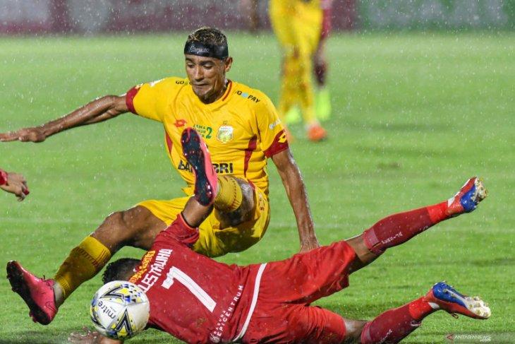 Persija tak berkutik, kalah 3-0 lawan Bhayangkara FC
