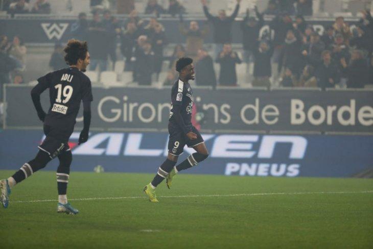 Liga Prancis: Bordeaux pecundangi Angers, Saint-Etienne berjaya di markas sendiri