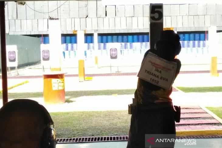 Tim putri menembak sumbang dua perak bagi Indonesia