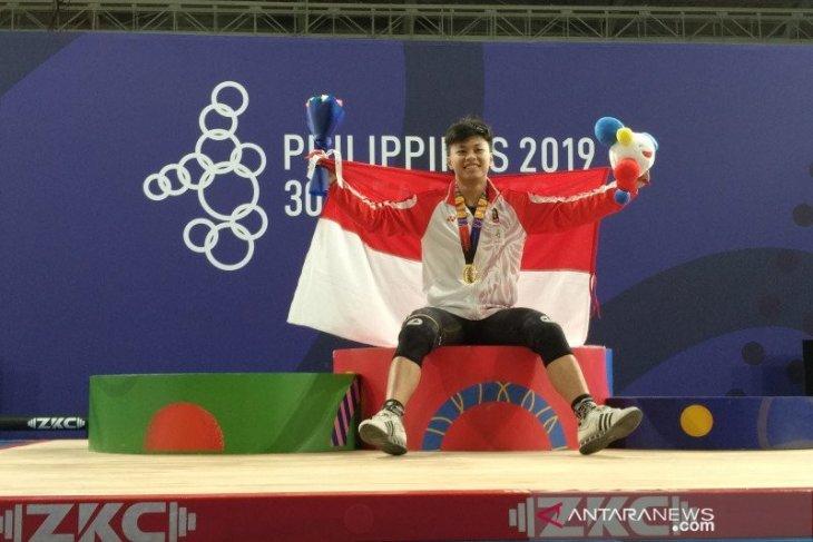 Olimpiade Tokyo, Lifter Rahmat Erwin Abdullah hanya ditargetkan lolos 8 besar kelas 73kg