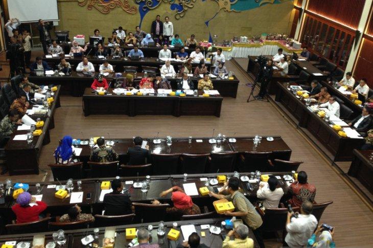 Baleg DPR setujui 50 RUU masuk Prolegnas 2020