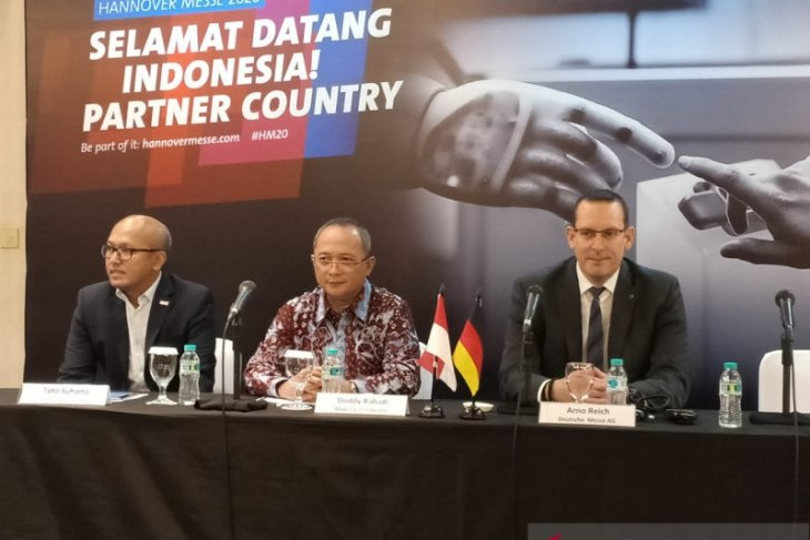 Stage set for Indonesia as Hannover Messe 2020's official partner