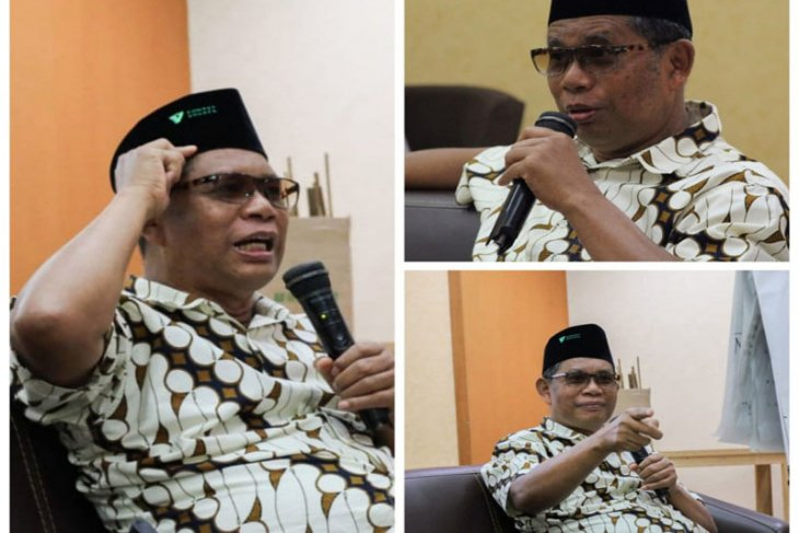 Abdul Hakim, Redaktur Pertama ANTARA: