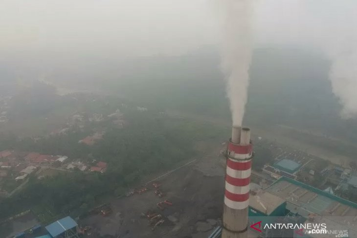Indonesia's biggest thermal power plant is operational