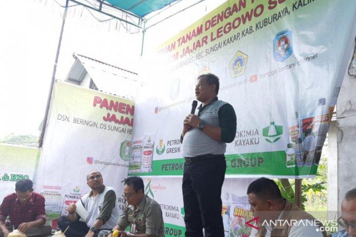 BPTP Kalbar : Saat ini medan tempur pembangunan pertanian di kecamatan