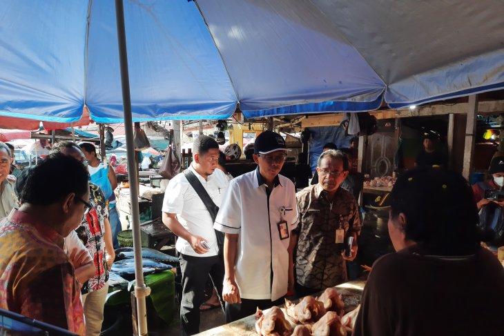 Kemendag pantau harga dan stok kebutuhan pokok di Maluku